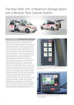 WAS 100 First Response Vehicle Mercedes-Benz Vito 3 T - 2
