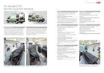 WAS 300 Emergency Ambulance Ford Transit Panel Van 4.3 T - 2