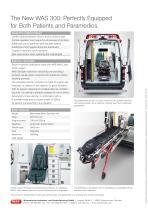 WAS 300 Emergency Ambulance Mercedes-Benz Sprinter Panel Van 3.88 T - 4