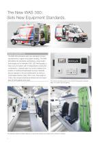 WAS 300 Emergency Ambulance Mercedes-Benz Sprinter Panel Van 3.88 T - 2