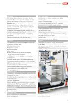 WAS 300 Emergency Ambulance Mercedes-Benz Sprinter Panel Van 3.88 T - 3