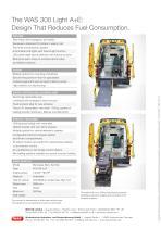 WAS 300 Emergency Ambulance Mercedes-Benz Sprinter Panel Van ALS Type B / Light A+E 5 T - 4