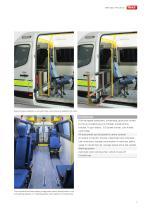 WAS 300 Patient Transport Service PTS Renault Master Panel Van 3.5 T - 3