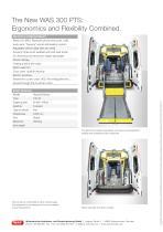 WAS 300 Patient Transport Service PTS Renault Master Panel Van 3.5 T - 4