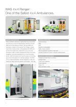 WAS 4x4 All Terrain Ambulance Ranger - 2
