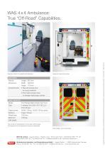 WAS 4x4 All Terrain Ambulance Ranger - 4