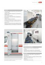 WAS 500 Ambulance Mercedes-Benz Sprinter Box Body 3.5 T - 3