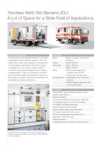WAS 500 Bariatric / Intensive Care Ambulance - 2