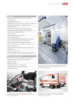 WAS 500 Bariatric / Intensive Care Transport Ambulance MAN TGL Kofferaufbau 7.49 T - 3