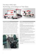 WAS 500 Emergency Ambulance - 2