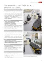 WAS 500 Emergency Ambulance Fiat Ducato Box Body A+E Type B 3.5 T - 3