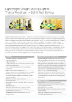 WAS 500 Emergency Ambulance Fiat Ducato Box Body Type B, A+E Lightweight 4.25 T - 2