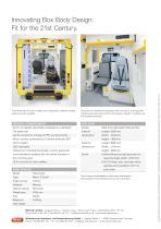 WAS 500 Emergency Ambulance Fiat Ducato Box Body Type B, A+E Lightweight 4.25 T - 4