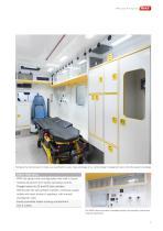 WAS 500 Emergency Ambulance Fiat Ducato Box Body Type B / Light A+E 4.25 T - 5