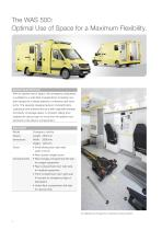 WAS 500 EMERGENCY AMBULANCE/INTENSIVE CARE - 2
