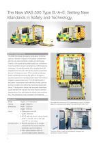 WAS 500 Emergency Ambulance Mercedes-Benz Sprinter Box Body Type B / A+E 5 T - 2
