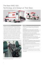 WAS 500 Emergency Ambulance Mercedes-Benz Sprinter Box Body Type III 5 T - 2