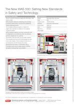 WAS 500 Emergency Ambulance Mercedes-Benz Sprinter Box Body Type III 5 T - 4