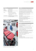 WAS 500 Emergency Ambulance Renault Master Box Body 3.5 T - 3
