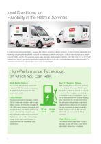 WAS 500 Zero Emission Ambulance Mercedes-Benz Sprinter Box Body 5.5 T - 2