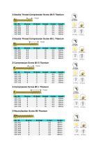 Catalogue Z-Screws Cannulated - 5
