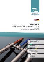 MIS Z-Pedicle screw system - 1