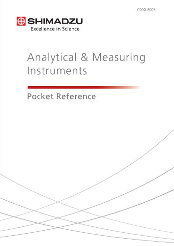 Analytical & Measuring Instruments