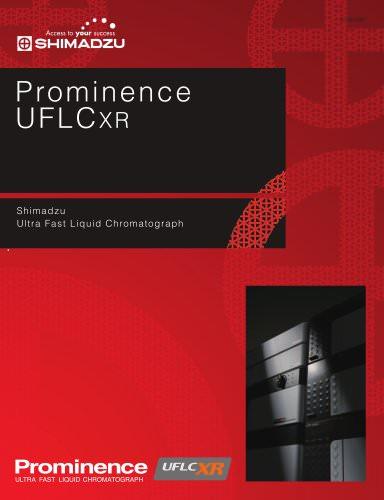 Prominence Ultra Fast Liquid Chromatograph (UFLC XR)