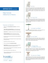 Arezzo Dining Table - 2