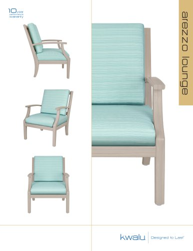 Arezzo Lounge Chair