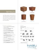 Tamburo Brochures - 2