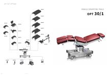 OPT 40/1 - Mobile Operating Table - 9