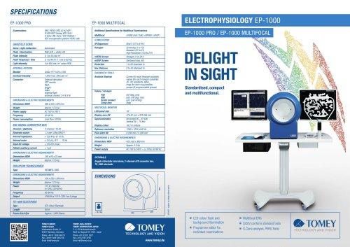 ELECTROPHYSIOLOGY EP-1000