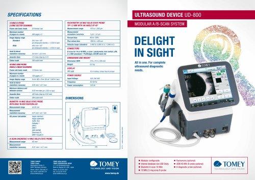 ULTRASOUND UD-800