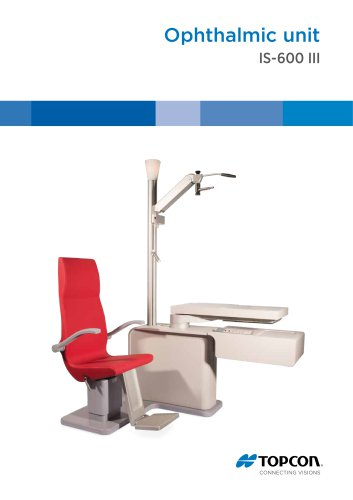 IS-600III, Instrument stand
