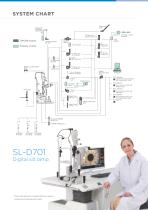 NEW Digital Slit Lamp SL-D701 DC-4 First Choice for Professionals - 7