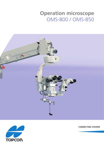 OMS-800 OFFISS, operation microscope
