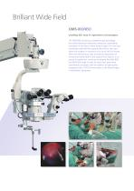 OMS-800 OFFISS, operation microscope - 2