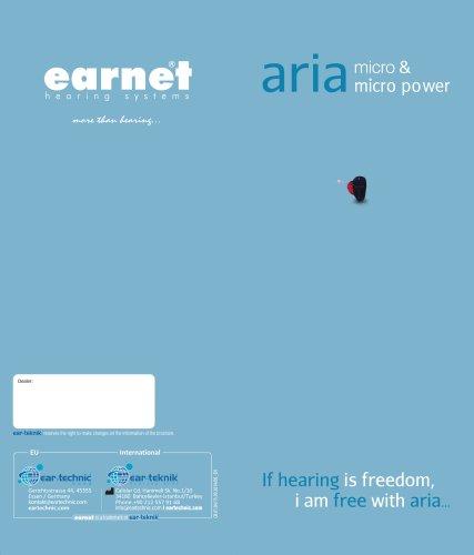 aria  micro & micro power