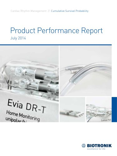 Product Performance Report Q3 2014