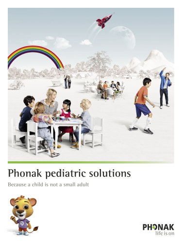 Phonak pediatric solutions