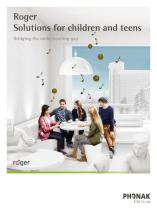 Roger  Solutions for children and teens