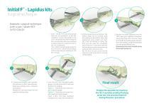 Initial F™ - Lapidus kit - 10