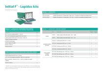 Initial F™ - Lapidus kit - 11