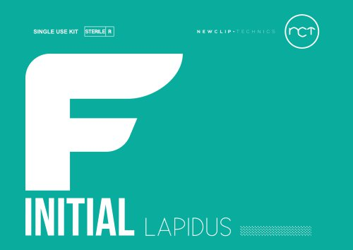 Initial F™ - Lapidus kit