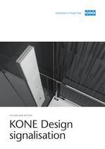 KONE Design Signalisation