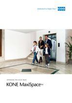 KONE MaxiSpace