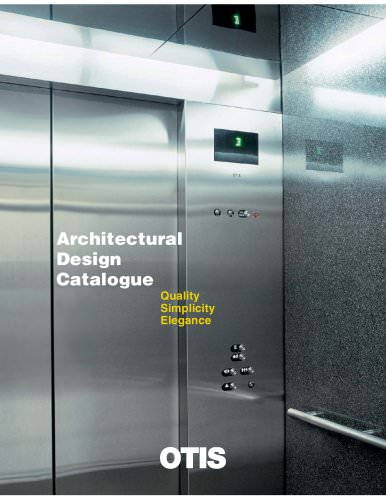 Architectural Design Catalogue