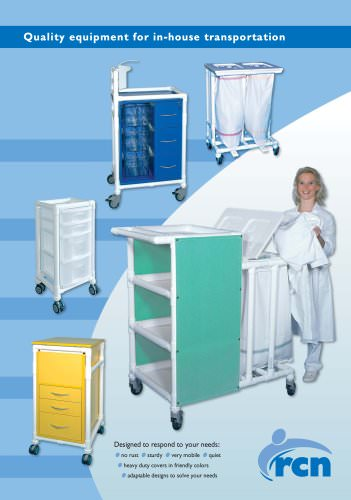 Equipment for in-house transportation