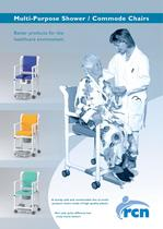 Shower/Commode Chairs